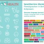 Fremdsprachen in Berliner Arztpraxen - Sprachbarrieren überwinden!