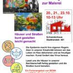 Ferienangebot: House Paint - Häuser und Straßen bunt gestalten leicht gemacht