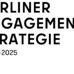 Berliner Engagementstrategie 2020 / 2025