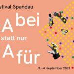 1. Spandauer Demokratiefestival